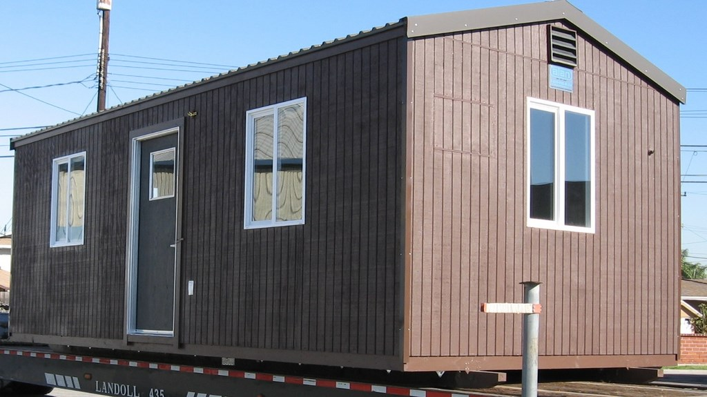 Portable Building Yosemite 1040 Exterior 01 Jpg