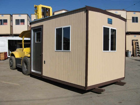 portable building, skid mounted building, rental, lease, purchase, california, los angeles